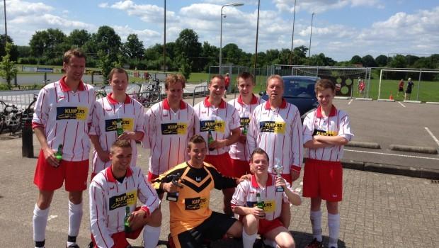 Winnaar wijkvoetbal 2015